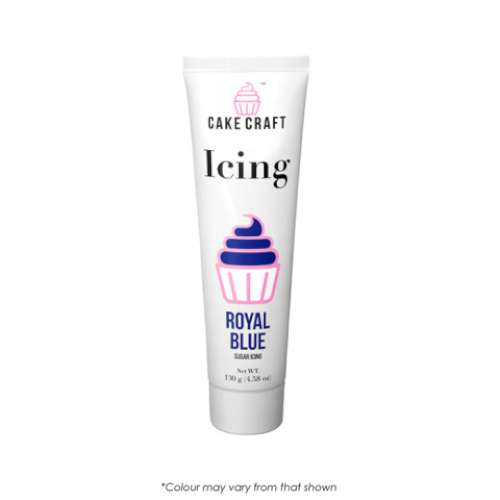 Buttercream Decorating Icing - Royal Blue