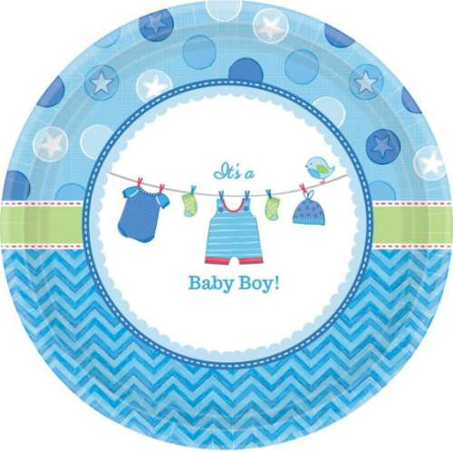 Baby Shower - Boy