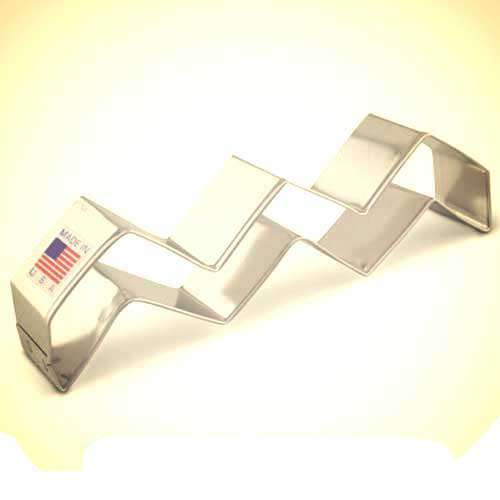 Chevron Stripe Cookie Cutter