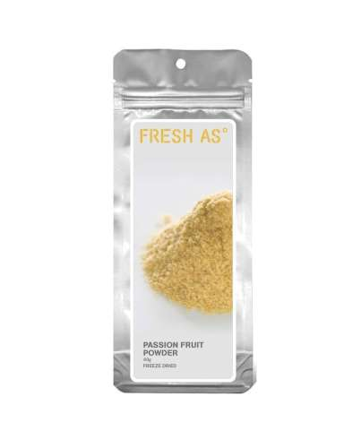 Fresh As Freeze Dried Powder - Passionfruit