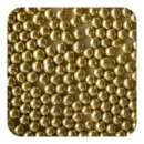 Gold Metallic Sugar Pearls 5 mm
