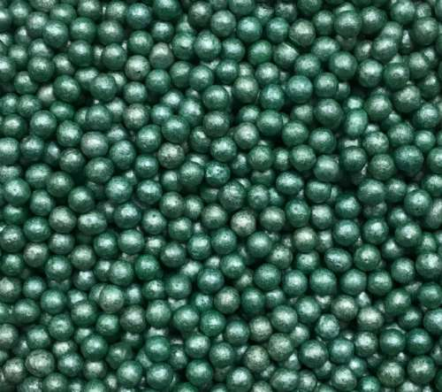 Green Sugar Pearls