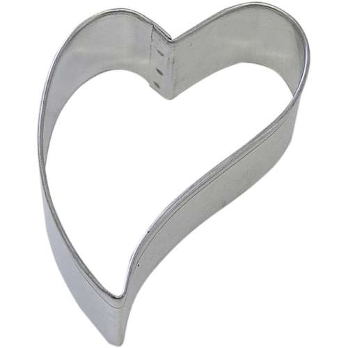 Funky Heart Cookie Cutter