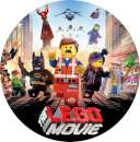 Lego Movie Edible Icing Image