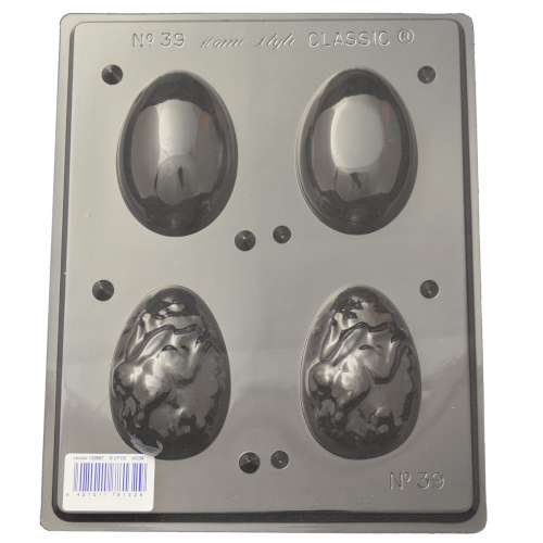 Medium Easter Egg Chocolate Mould
