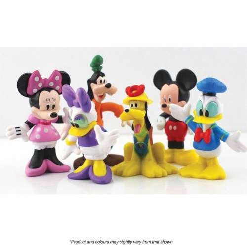 Mickey Mouse and Friends Cake Topper Set