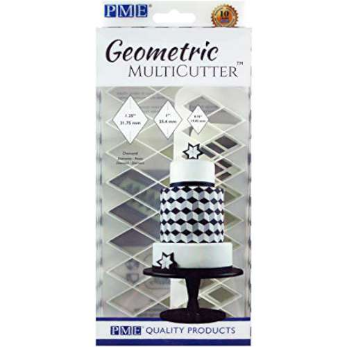 PME Geometric Cutter - Diamond