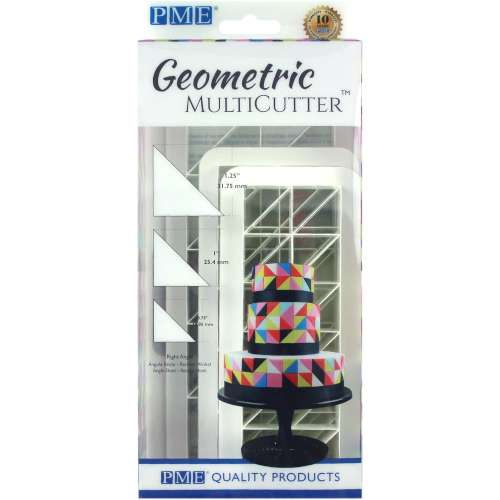 PME Geometric Cutter - Right Angle Triangle