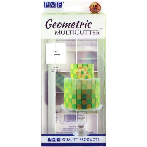 PME Geometric Cutter - Square