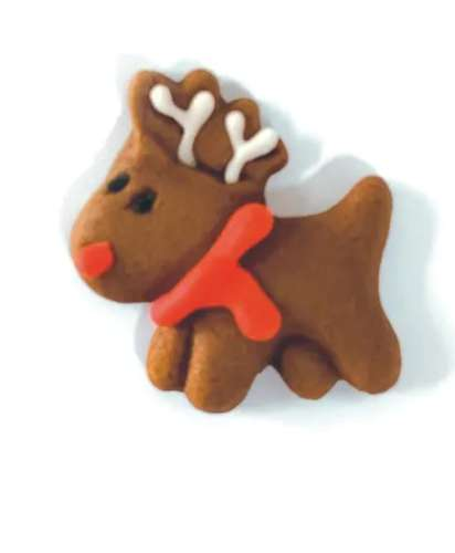 Reindeer Sugar Decorations