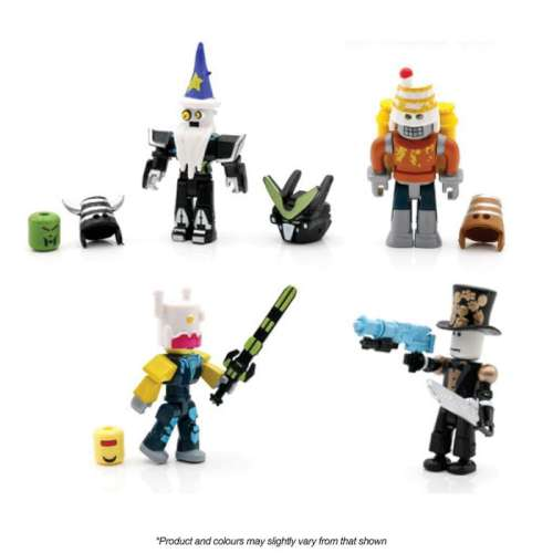 Roblox Cake Topper Set