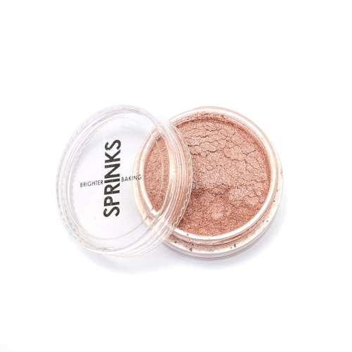 Sprinks Rose Gold Lustre Dust 10ml