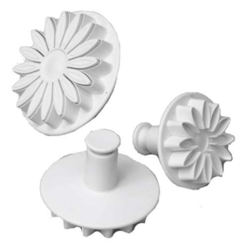 Sunflower / Gerbera Plunger Cutter Set