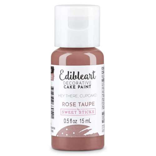 Sweetsticks Edible Art Paint - Rose Taupe