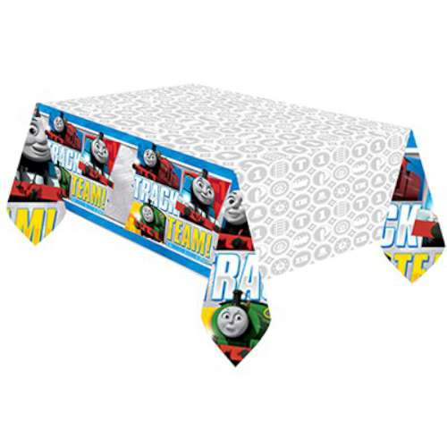 Thomas the Tank Engine Birthday Table Cover