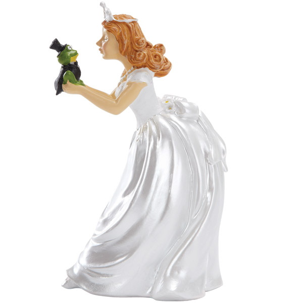 Wedding Cake Decorations Nz : Princess And Frog Wedding Cake Topper [P4593] - USD49.50 ...